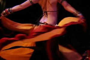 Danza Oriental Holística en Centro Ámate
