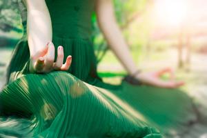 Iniciación a la meditación en Centro Ámate