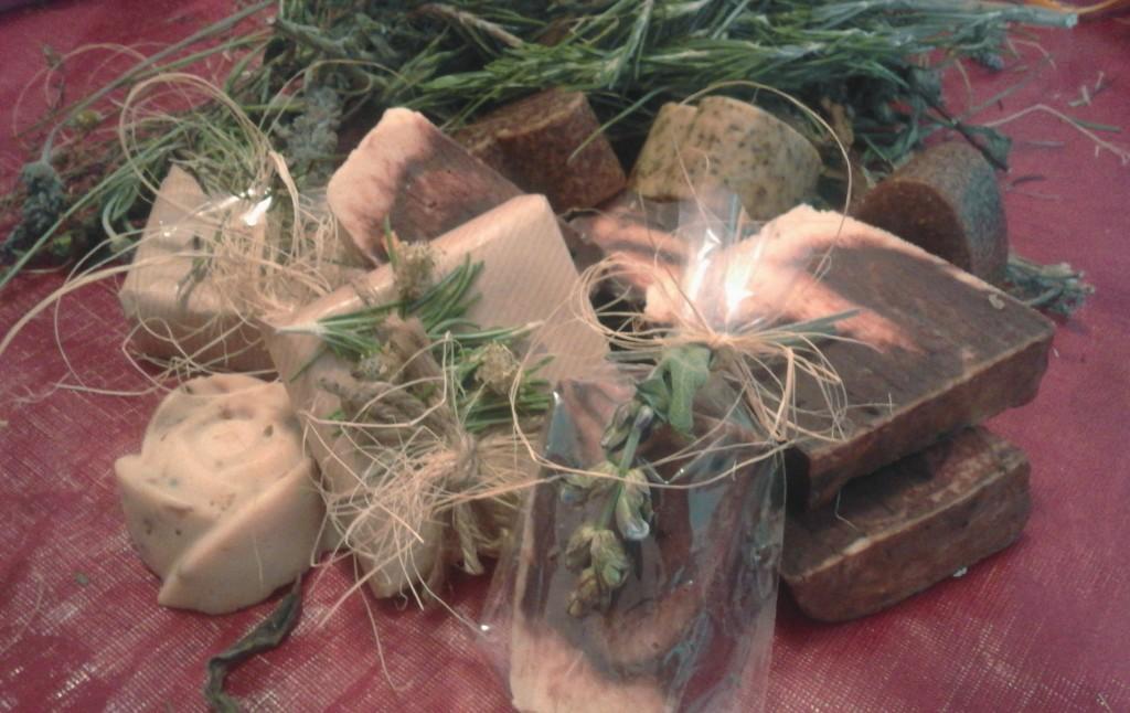 Curso de elaboración de jabones naturales, por Pepa Ortega